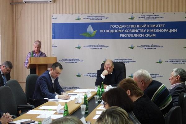 Коллегия Госкомводхоза подвела итоги работы водохозяйственно-мелиоративного комплекса в 2016 году и поставила задачи на 2017 год