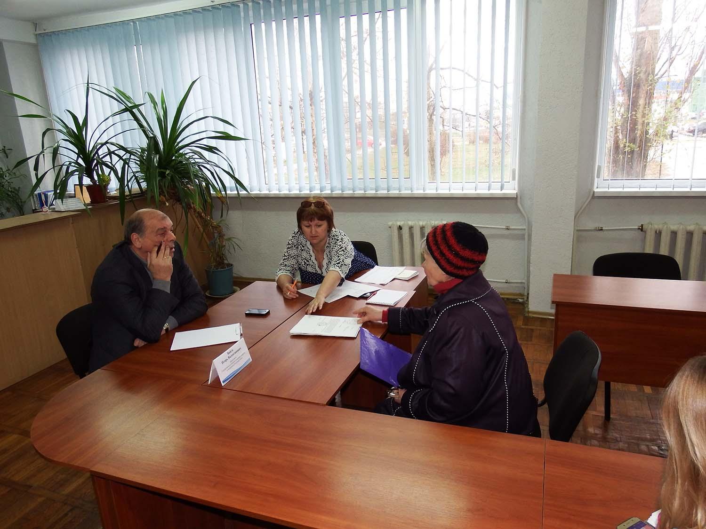 Игорь Вайль проводит выездной прием граждан в городе Керчь
