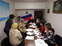 Игорь Вайль проводит прием граждан в Алуште